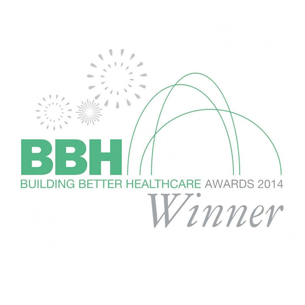 building better healthcare awards 2014