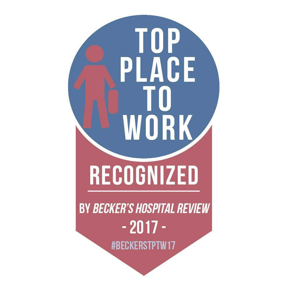top place to work logo