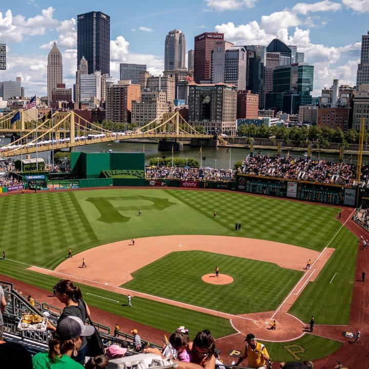 Pittsburgh Pirates field