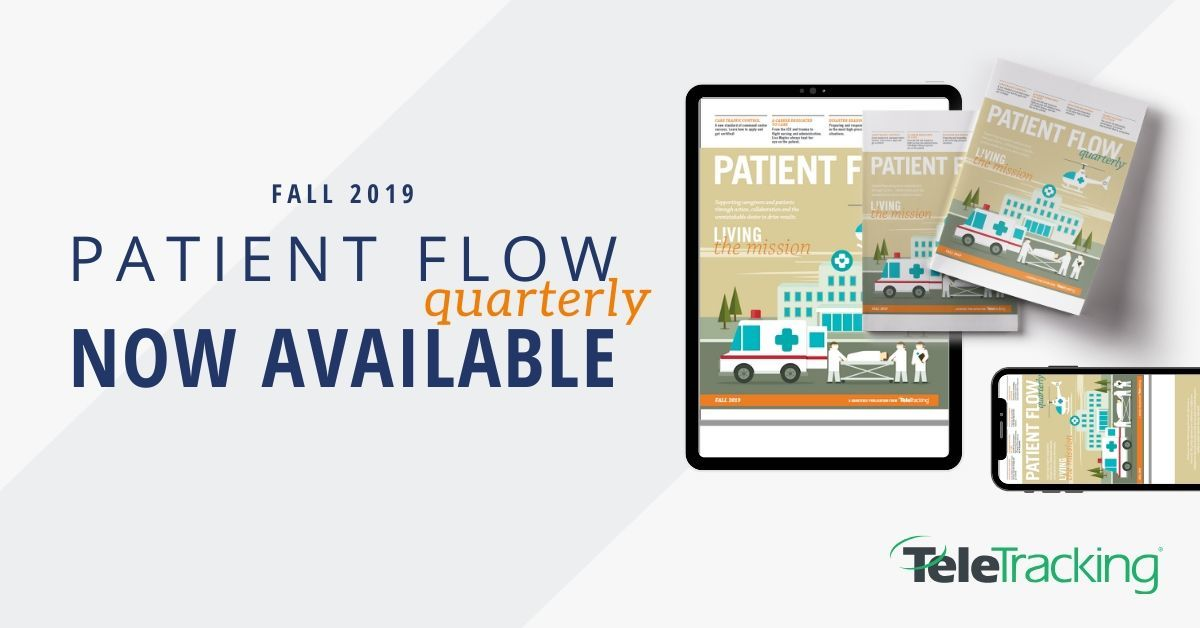 Patient Flow Quarterly Answering the Call