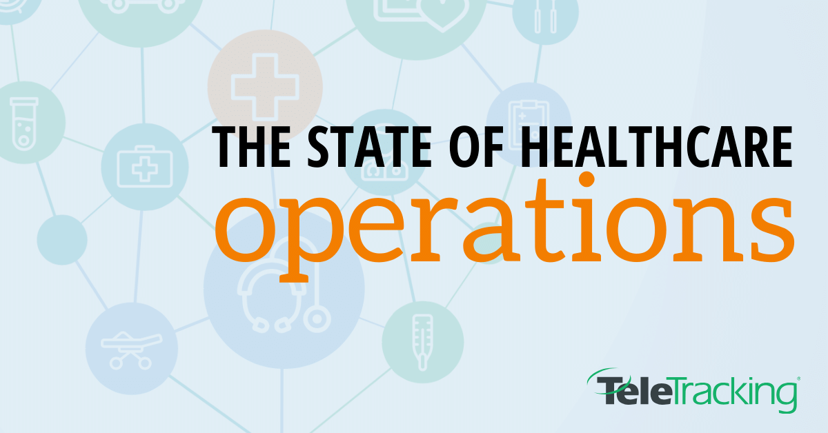 the state of healthcare operations