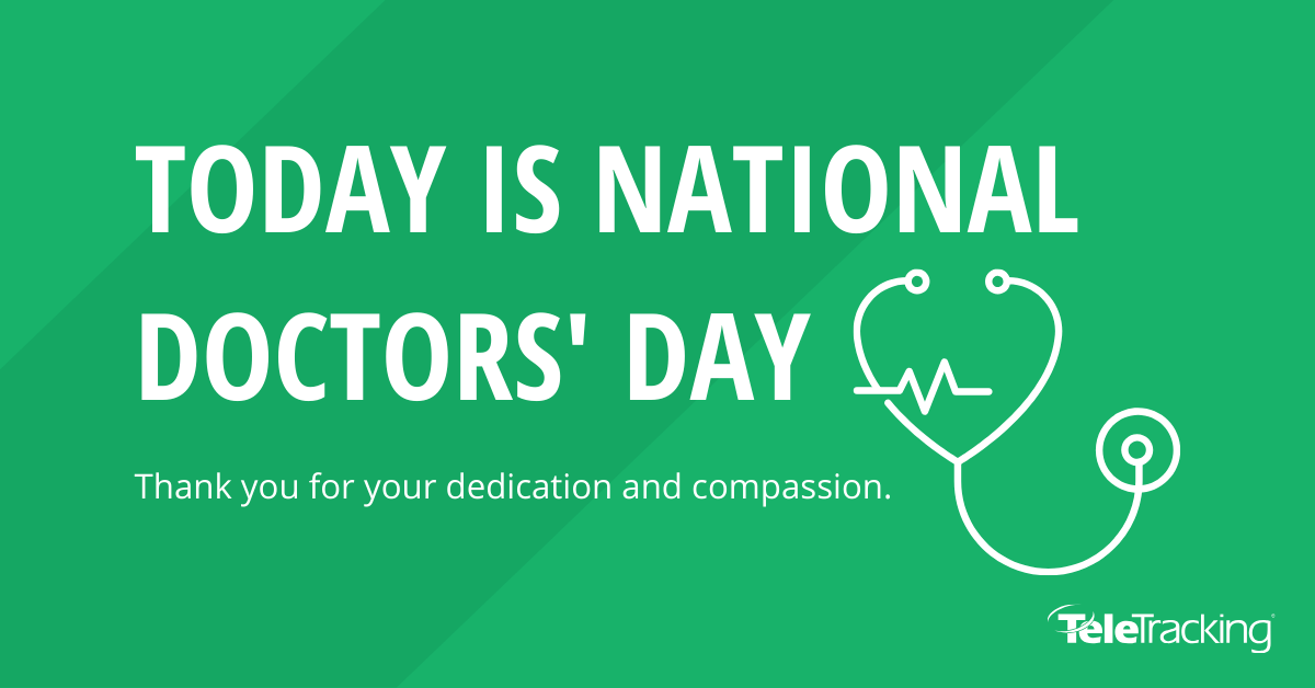 National Doctors Day 2020